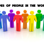 Types of People in the World-Check Where Do You Fall