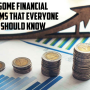 Some Financial Terms That Everyone Should Know